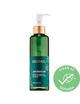 100% Sugarcane Squalane by Biossance