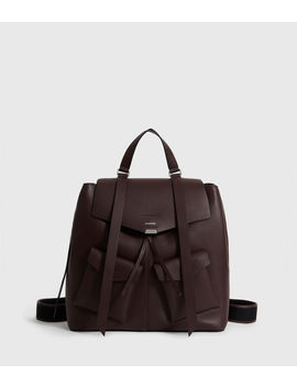 Darcy Leather Backpack by Allsaints