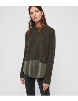 Tierny Shirt Jumper by Allsaints