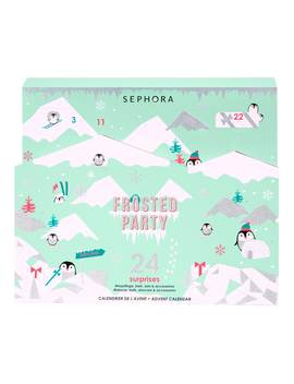 Frosted Party Advent Calendar by Sephora Collection