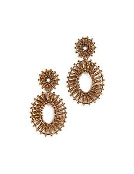 Kiera Statement Earrings by Bauble Bar