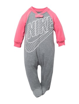 Futura Dot Coverall (Baby Girls) by Nike