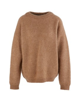 Dramatic Mohair Wool Sweatshirt by Acne Studios