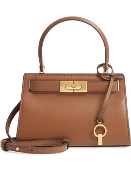 Mini Lee Radziwill Leather Bag by Tory Burch