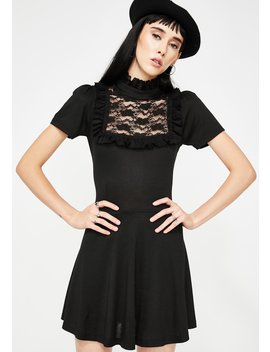 Darkness Babydoll Dress by Vera's Eyecandy