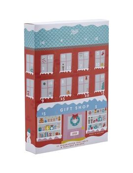 Boots Christmas Street Tealight Advent Calendar by Boots Christmas