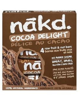 Nakd Cocoa Delight Bar Family Pack by Walmart
