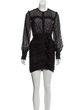 Long Sleeve Mini Dress W/ Tags by Isabel Marant