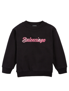 Kids Logo Sweatshirt by Holt Renfrew