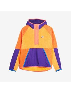 He Winter Sherpa Half Zip Hoodie   Article No. Bv3766 886 by Nike Sportswear