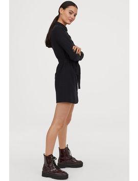 Bavlněné šaty Utility by H&M