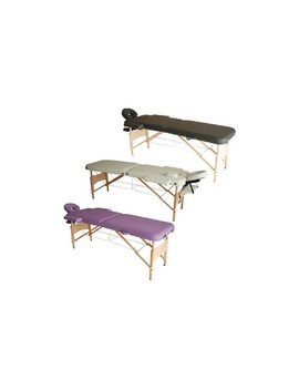 Hom Com Foldable Massage Table Wth Free Delivery by Groupon