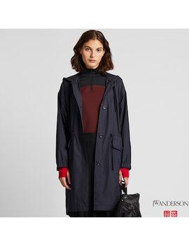 Women Pocketable Coat (Jw Anderson) by Uniqlo