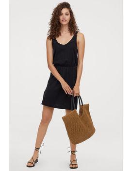 Žerzejové šaty Ze Směsi Modalu by H&M