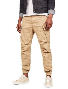 Roxic Straight Tapered Cargo Pants by G Star Raw