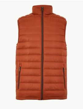 Down & Feather Stormwear™ Gilet by Marks & Spencer