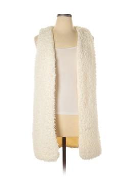 Faux Fur Vest by Maurices