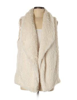 Faux Fur Vest by Rod's