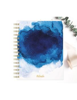 Planner   A5 Planner   Weekly Planner   Personalized Planner   Custom Planner   Student Planner   Agenda   Diary   2019 2020 Planner by Etsy