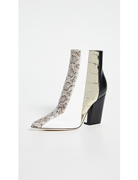 Sergio Booties by Sergio Rossi