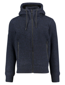 Strickjacke   Marine by Superdry