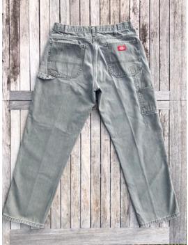 Vintage Faded Carpenter Work Pants by Vintage  ×  Carhartt  ×  Dickies  ×