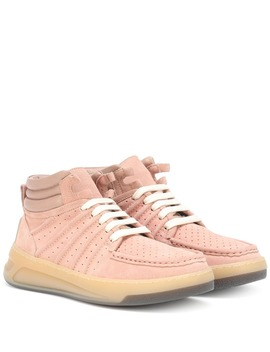 Bartos Suede Sneakers by Acne Studios
