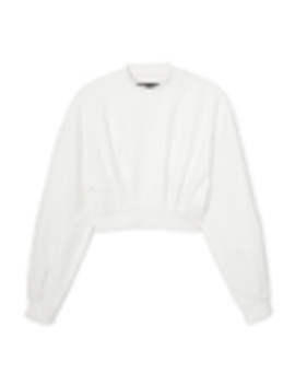 Haight X Fila Pleated Top by Haight