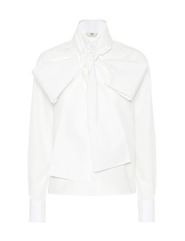 Cotton Shirt by Fendi