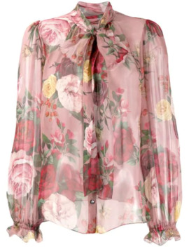Romantic Blouse by Dolce & Gabbana