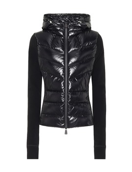 Quilted Down Ski Jacket by Moncler Grenoble