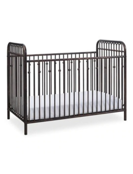 Little Seeds™ Monarch Hill Ivy Metal Crib In Bronze by Little Seeds