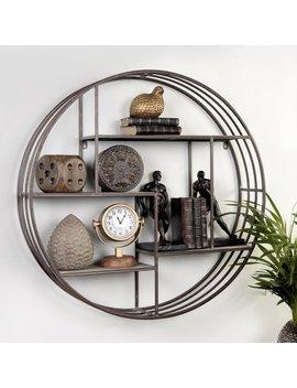 Metal Wall Shelf by Joss & Main