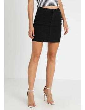 Superstretch Skirt   A Lijn Rok by Missguided