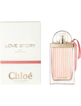 Love Story Eau Sensuelle Eau De Parfum 75ml by Chloe