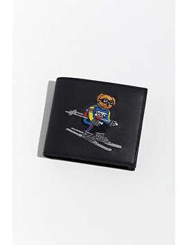 Polo Ralph Lauren Bear Billfold Wallet by Polo Ralph Lauren