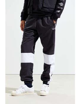 Adidas Asymmetrical Nylon Track Pant by Adidas