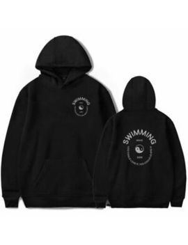 Rapper Malcolm Hoodies Mac Miller Yin And Yang Sweatshirts Tracker Clothing by Unbranded