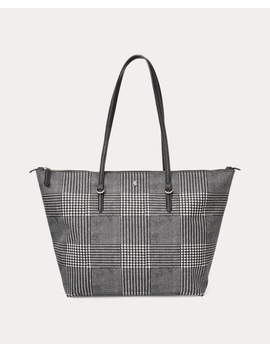 Medium Nylon Keaton Tote by Ralph Lauren