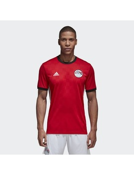 Egypt Home Jersey by Adidas