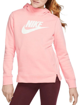 Nike Girls' Sportswear Essentials Hoodie by Nike