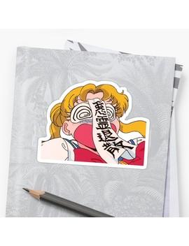 Usagi #2 Sticker by Pixess
