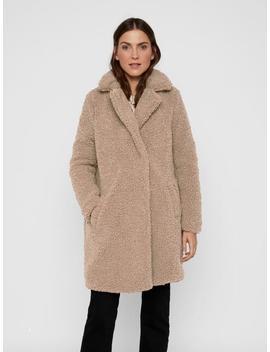 Manteau En Sherpa Confo by Bestseller Clothing