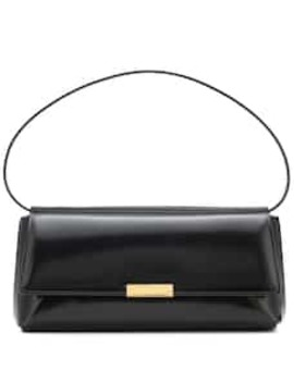 Le 90 Patent Leather Shoulder Bag by Saint Laurent
