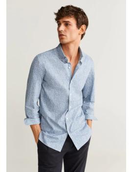 Male   Shirt by Mango