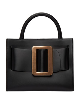 Black Bobby 23 Tote by Boyy
