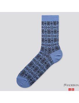 Men Jw Anderson Socks by Uniqlo