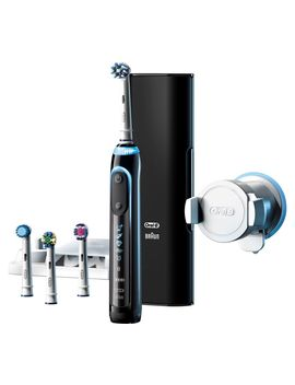 Genius Pro 9000 Electric Toothbrush   Black by Currys