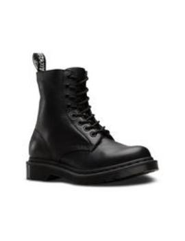 1460 Pascal Mono Ankle Boot by Dr Martens