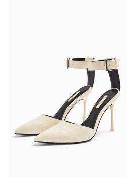 Glide Schuhe Mit Knöchelriemchen by Topshop